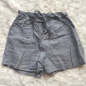 NWOT Cynthia Rowley Linen Shorts 💙